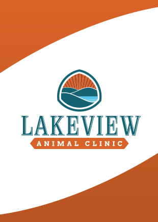 Lakeview Animal Clinic Logo